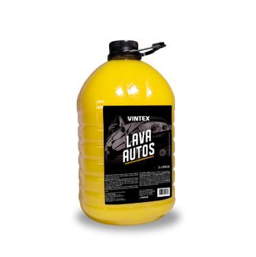 Lava Autos - Shampoo Automotivo Vintex 5L
