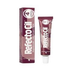 Tintura Refectocil para Sobrancelhas e Cílios 15ml Vermelho 4.0