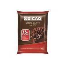 CHOCOLATE SICAO EM PÓ 33% 300G