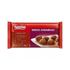 CHOCOLATE NESTLÉ MEIO AMARGO 1KG