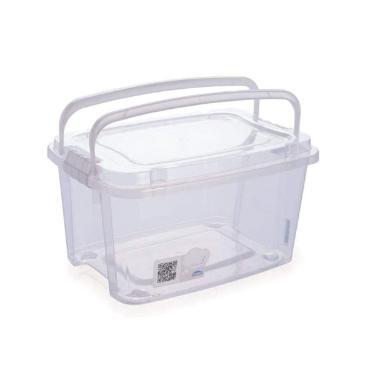 CAIXA GRAN BOX ALTA COM ALÇA E TRAVA 1,52 L