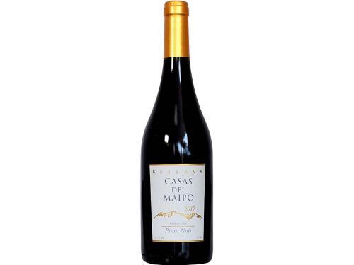 Vinho Tinto Casas Del Maipo Reserva Pinot Noir 750ml