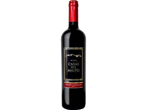 Vinho Tinto Casas Del Maipo Cabernet Sauvignon 750ml