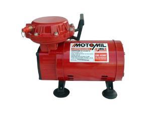 Compressor de Ar Direto Jetmil-s 2,3 Pés 1/3 Hp 110/220V Motomil