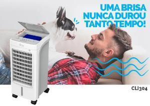 CLIMATIZADOR E UMIDIFICADOR CADENCE CLI304 220V DOUBLE TANK