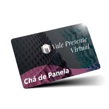 Gift Card Chá de Panela R$ 300,00