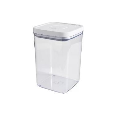 Pote para mantimentos quadrado Oxo Pop 17x10cm 1 litro